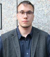 Beisitzer Florian Becker