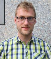 Schriftführer Tobias Naumann