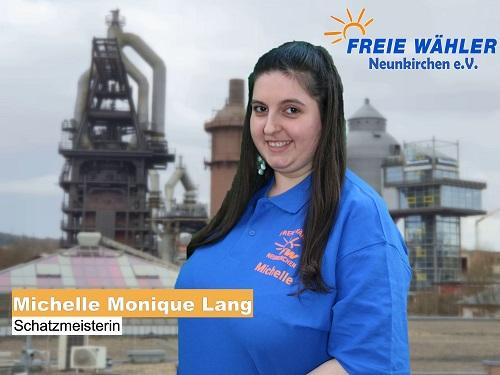Michelle Monique Lang